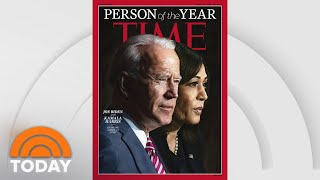 Joe Biden And Kamala Harris Named TIME's Person Of The Year   TODAY