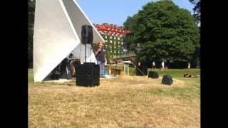 Ted Goldberg talar om cannabis som inkörsport vid Stockholm Smokefest 2010 DEL 2