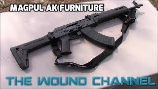 Magpul AK Furniture Upgrades