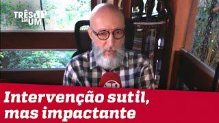 Josias de Souza: Bolsonaro foi beneficiado por quem ele mais criticou; Moro e Alexandre de Moraes