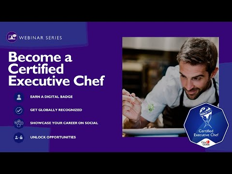 Worldchefs Global Culinary Certification: Become a Certified ...