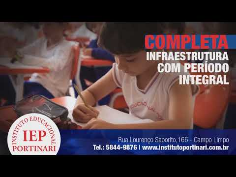 IEP INSTITUTO EDUCACIONAL PORTINARI