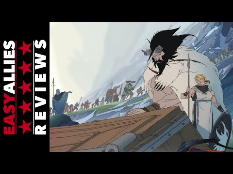 The Banner Saga 2 - Easy Allies Review - YouTube video thumbnail
