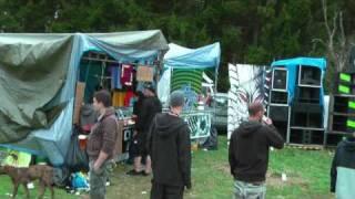 preview picture of video 'Czarotek 2010, Údrč'
