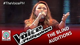 "The Voice of the Philippines Blind Audition ""I Will Always Love You"" by Leah Patricio (Season 2)"