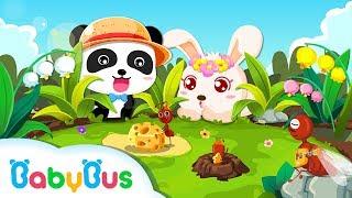 アリさんの国 幼児・子ども向け知育アプリ 赤ちゃんが喜ぶアニメ 動画 BabyBus
