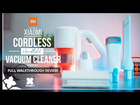 External Review Video KQwdUPxFuPc for Xiaomi Mi Handheld Vacuum Cleaner 1C (SCWXCQ01RR)