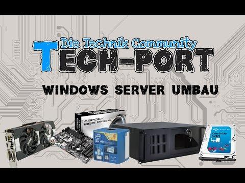 Vom PC zum Rackmount | Ab ins Servergehäuse! [Tutorial]