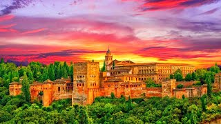 Alhambra Palace | The Red Castle