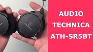 Audio-Technica ATH-SR5BT Unboxing
