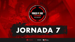 Jornada 8 | Free Fire League NA | Mapa 6
