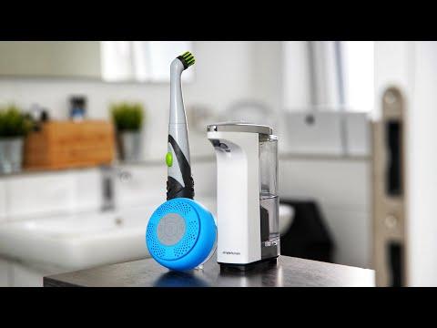 Die besten Gadgets für's Badezimmer!