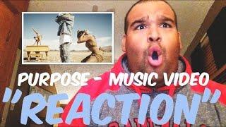 Justin Bieber - Purpose (PURPOSE : The Movement) REACTION