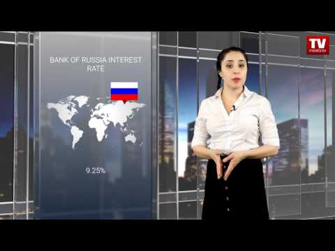 Russian Ruble Attracts Investors after Bank of Russia Cuts Rate