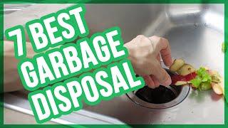 Best Garbage Disposals in 2020 (Top 7 Picks) 👍🏻 💡