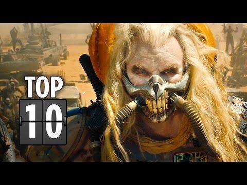 Top Ten Movie Trailers of 2014 - HD