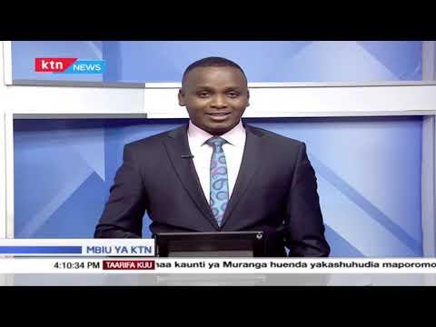 Wenyeji wa Murang'a waonywa huenda wakashuhudia maporomoko kutokana na mvua kubwa inayotarajiwa