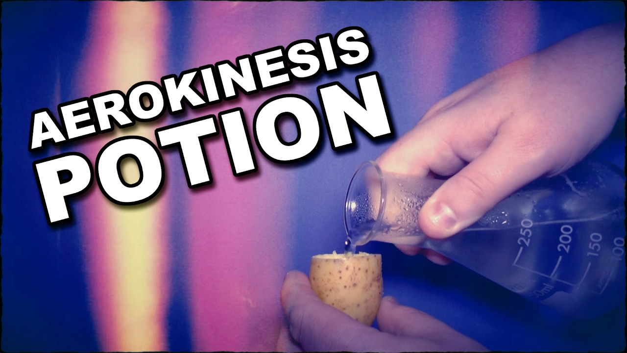 How To Make An Aerokinesis Potion To Control The Air