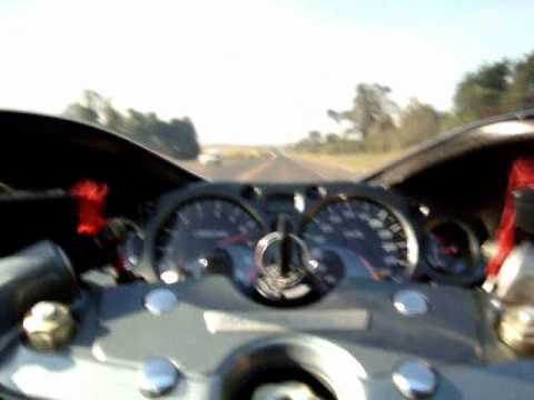 Colo 300km/h na SP333 em frente a Pongaí