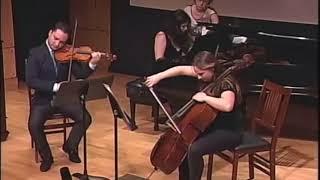 Trio No. 2 in E minor for violin, cello and piano, op. 67, Allegretto by Dmitri Shostakovich