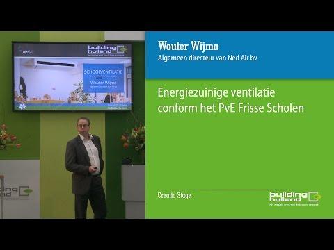 Energiezuinige ventilatie conform het PvE Frisse Scholen