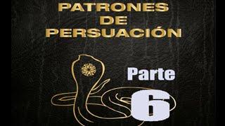 Audiolibro: 50 patrones de persuasión - Naxos. Parte 6