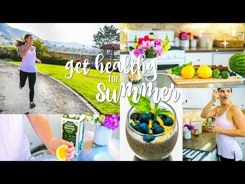Video Get Fit for Summer! Healthy Recipes, Best Workout + More!