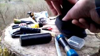 Camping Hiking.. Utillity Tools & Repair Kit