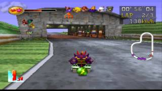 Link download game đua xe thú (Chocobo Racing) cho PC