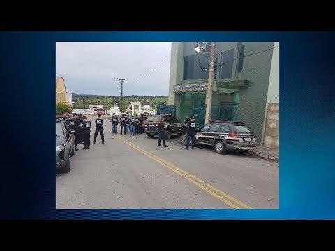 Polícia Civil realiza operação em Araújos e Perdigão