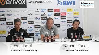 FCM nach Sandhausen-Spiel