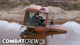 Турбо-трактор. Не зная броду, не суйся в воду! Часть 4
