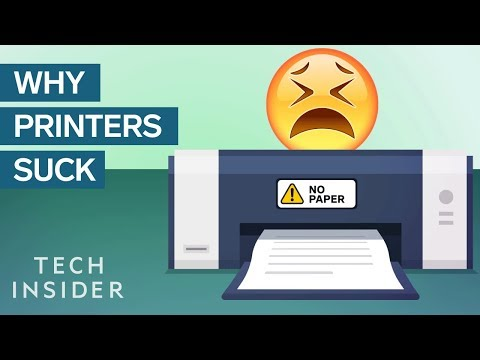 Printers are the Worst