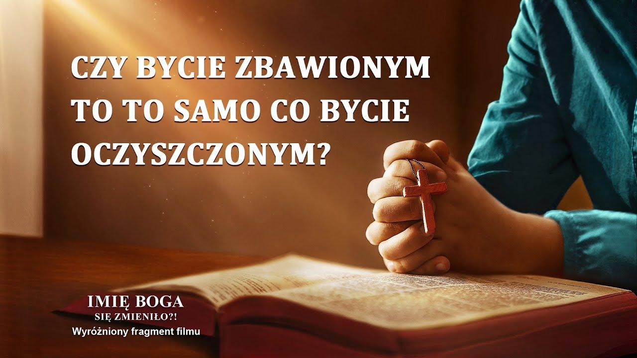 """Film ewangelia """"Imię Boga się zmieniło?!"""" Klip filmowy (4) – Dlaczego powracający Pan przyjął imię """"Bóg Wszechmogący""""?"""
