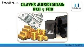 GOLD - USD - ESTRATEGIAS SEMANALES - BCE & FED, Politica Monetaria, el Crudo y la Guerra sucia del Oro