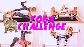 YOGA CHALLENGE MED IDA WARG!!