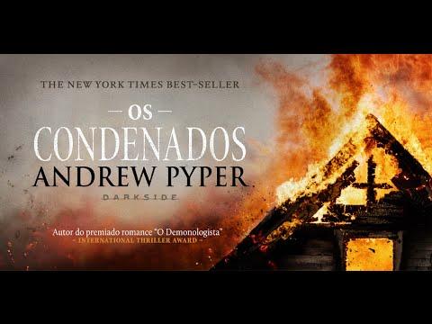 OS CONDENADOS, de Andrew Pyper | Book Trailer