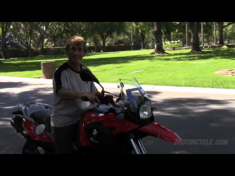 2011 BMW G650GS Review - A value-priced BMW with a utilitarian heart