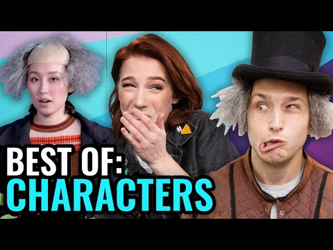 Try Not To Laugh Challenge - Our Favorite Characters!