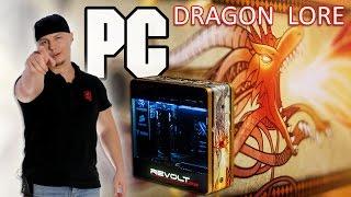 "Мой новый комп - ""Dragon Lore"" от INVASION Labs"
