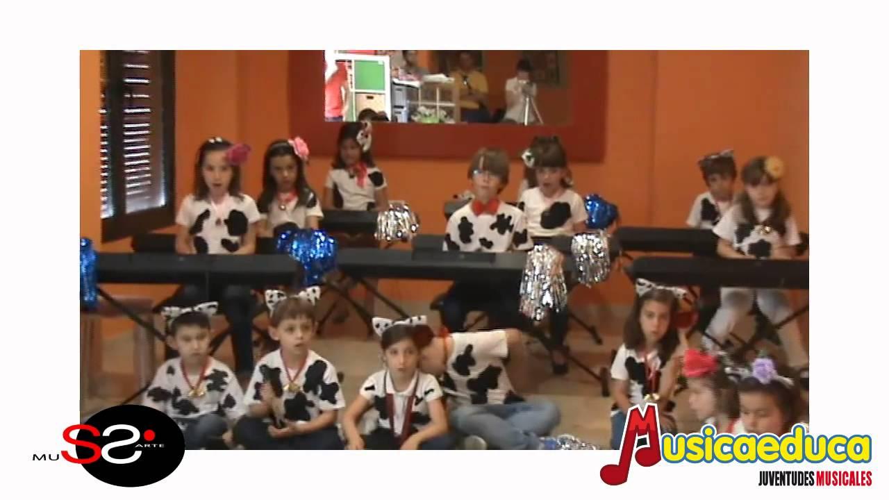Valentina y la flor - Grupo de alumnos de Mi Teclado 1 - Musarte Motril