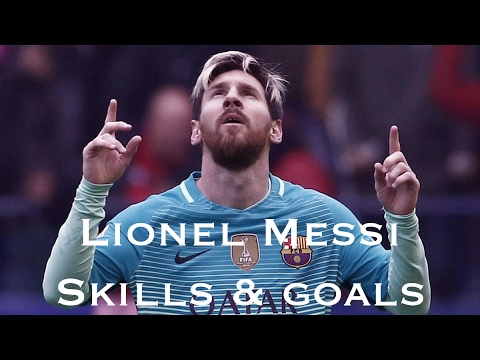 Lionel Messi ► | Dribbling God | By Football Highlights - 2016/17