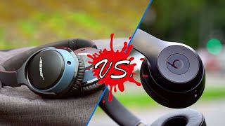 BEATS Solo3 vs. BOSE Soundlink Around-Ear II | Ausführliches Review