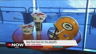 Green Bay Packers debut delicious new