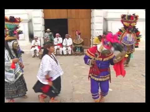 Rabinal Achí dance drama tradition - intangible heritage