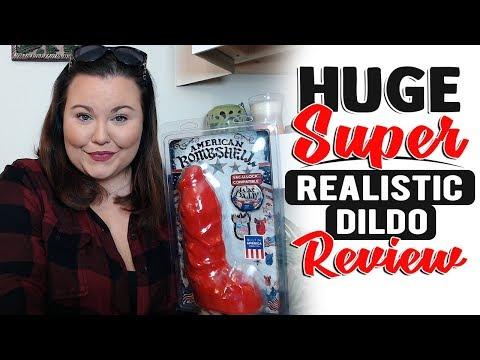 American Bombshell War Daddy Dildo | Huge Super Realistic Dildo | BBW Monster Dildo Review