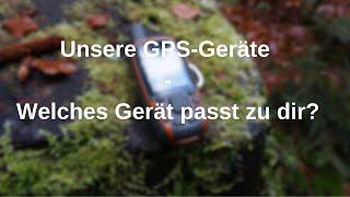 Garmin eTrex 20X - Garmin GPSMAP 64s - Unsere GPS Geräte - welches passt zu dir? /MyWoid