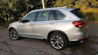 BMW X5 F15  2.0L бензин на 4х цилиндрах! Бывает?