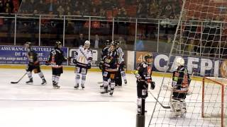 preview picture of video 'Amiens - Grenoble 04-01-13 17eme journée de ligue magnus'