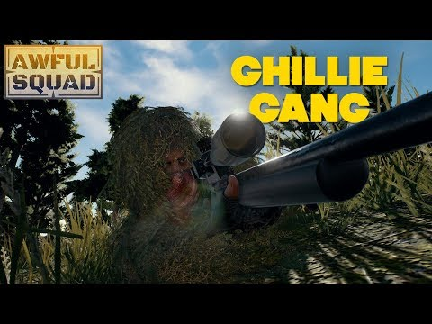 BOWS n' BUSHES — PUBG Event Mode with Russ, Simone, Clayton and Pat